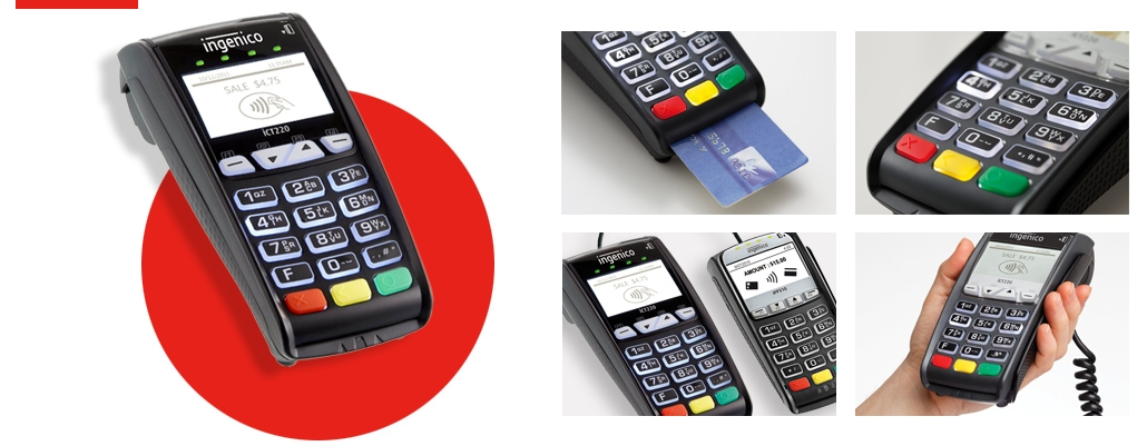 electronic payments equipment bluffton SC