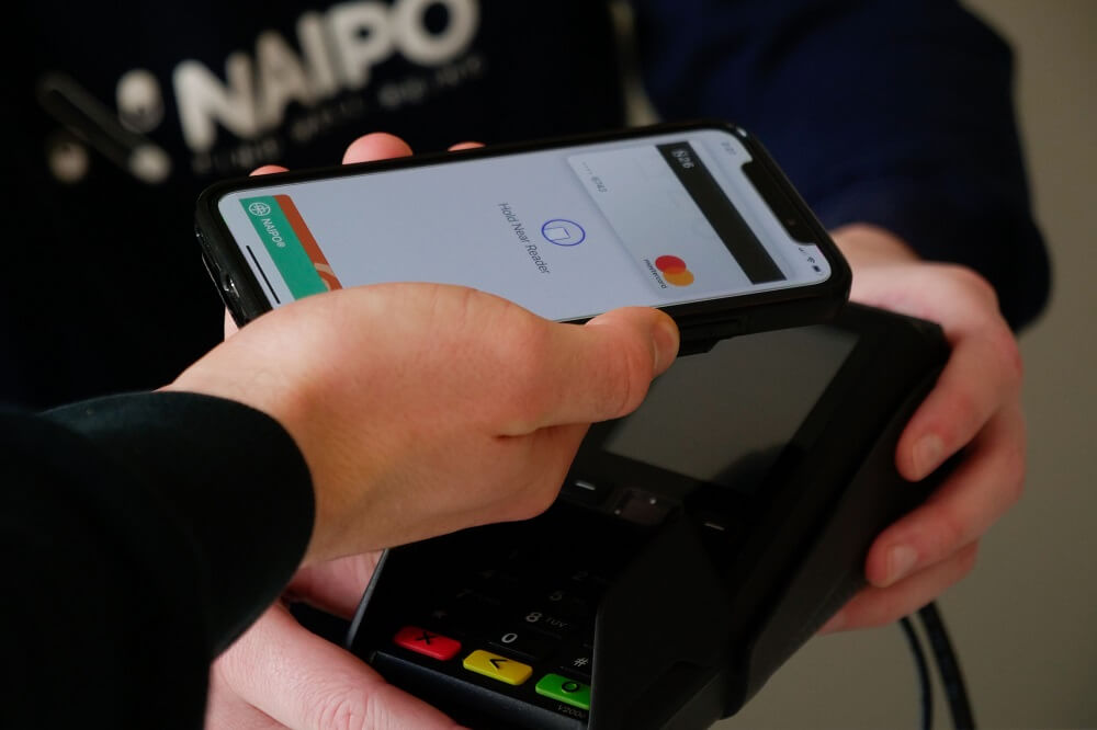 mobile payments in Bluffton SC